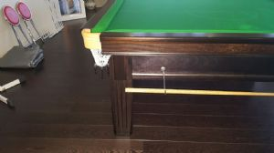 Buroughes & Watts Full Size Snooker Table